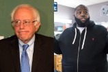 Bernie Sanders Was Relieved to Learn Killer Mike Hasn't Killed Anybody