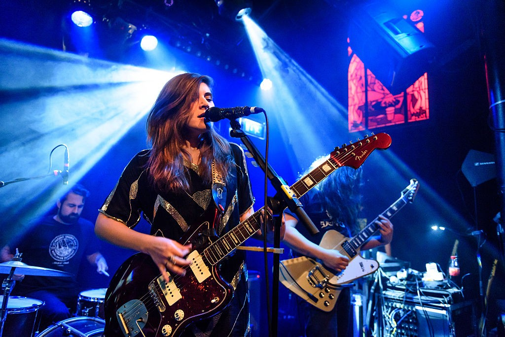 Best Coast Performs At Bitterzoet In Amsterdam