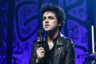 Green Day's Billie Joe Armstrong Jokes About Trump Being Illuminati, Then Realizes He Might Already Be