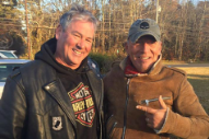 Heartwarming Story About Bikers Who Rescued Bruce Springsteen Devolves Into Facebook Political Argument