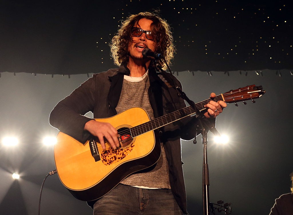 Resultado de imagen de Chris Cornell full Live Performances