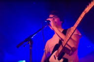 "Watch Car Seat Headrest Cover Leonard Cohen's ""Field Commander Cohen"""