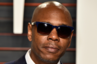Here&#8217;s Dave Chappelle Singing Radiohead&#8217;s &#8220;Creep&#8221; at an <em>SNL</em> Afterparty