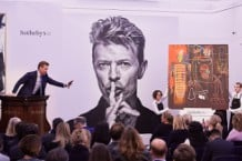Bowie Collector Evening Auction