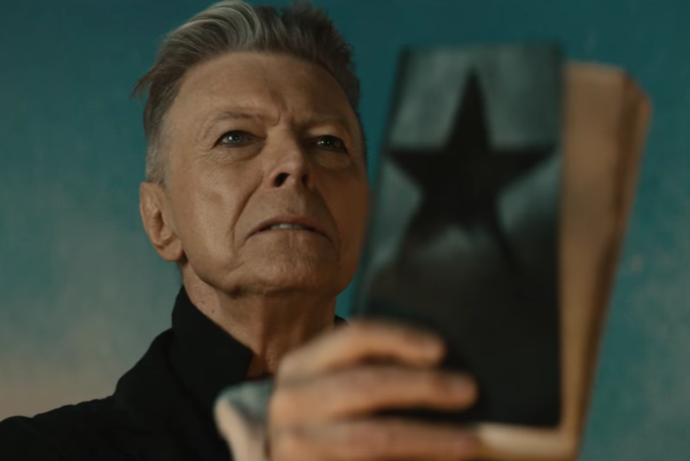 David Bowie's Graphic Designer Says Blackstar Records Hold More Secrets