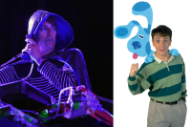 Steven Drozd of Flaming Lips and Steve From <i>Blue&#8217;s Clues</i> Made an Album