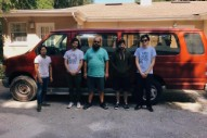 Foxing Hopes to Continue Touring After Their Van Was Crushed By Out-of-Control Truck