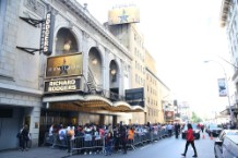 High School Students Attend Education Matinee Of