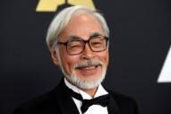 Hayao Miyazaki Is Coming Out of Retirement