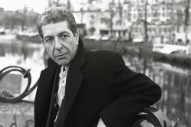 Leonard Cohen's Son Pens Emotional Tribute to His Father on Facebook