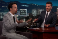 Lin-Manuel Miranda Talks Donald Trump With Jimmy Kimmel