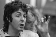 Photographer Sues Playboy Over Fantastic Paul McCartney Mullet Photo