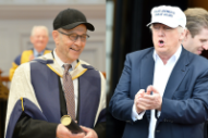 Apparently, Donald Trump Is a Steve Reich Fan