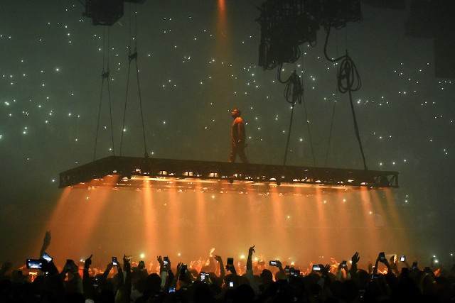 CREDIT Kevin Winter Getty Images Kanye Wests Troubled Saint Pablo Tour