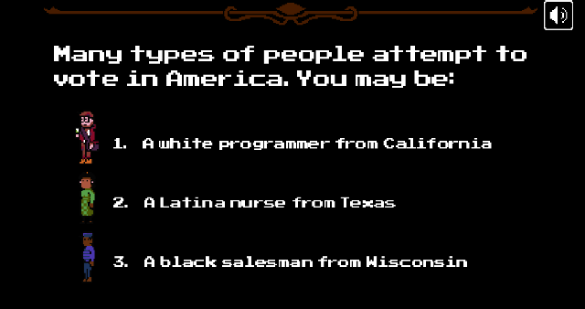Play This Oregon Trail-Style Computer Game About Voter