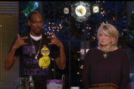 Martha Stewart Kills Chickens With Vodka, and Other Things Learned From <em>Martha &#038; Snoop&#8217;s Dinner Party</em>