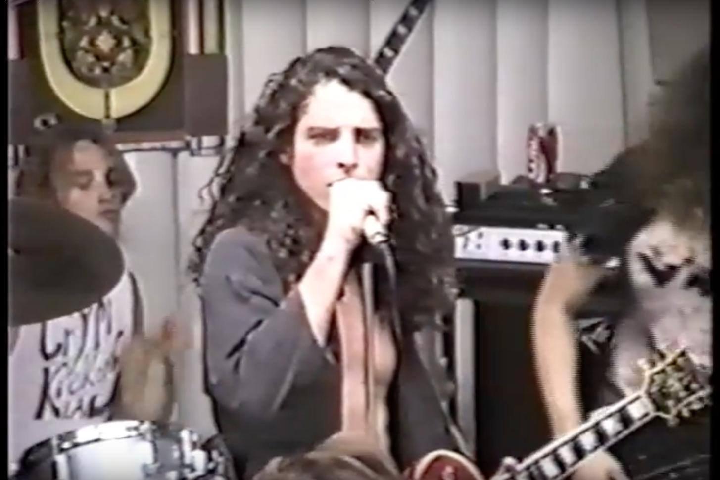 soundgarden 1989 video