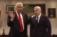 The Real Donald Trump Is as Flustered as Alec Baldwin&#8217;s Over <em>SNL</em>