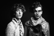 Anti-Gay Protestors Picketed a PWR BTTM Show in Mississippi Last Night