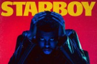 Review: The Weeknd's <em>Starboy</em> Offers the Same Old Lechery Between Great Pop Singles