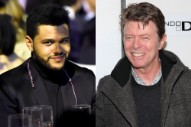 Yes, the Weeknd Named His Album <em>Starboy</em> in Homage to David Bowie