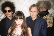 Hear a New Song From the Melvins/At the Drive-In Supergroup Crystal Fairy