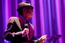 Leonard Cohen In Concert - New York, NY