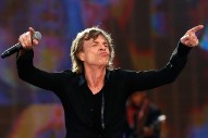 Mick Jagger, 73, Is a Father Again