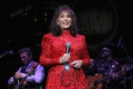 At 84 Years Old, Loretta Lynn Just Smoked Weed for the Very First Time