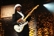 There's a New Chic Album Coming in 2017, Nile Rodgers Says