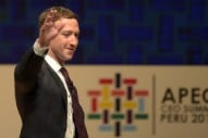 """Mark Zuckerberg Invented a """"Simple Artificial Intelligence"""" to Play Him the Red Hot Chili Peppers"""