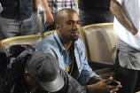 What Is Kanye West Doing With a List of Video Games In the Studio?