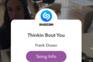 You Can Now Shazam Songs Through Snapchat