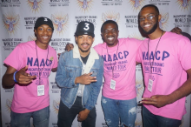 Chance the Rapper Will Speak at a Post-Inauguration NAACP Event in D.C.