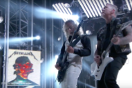Watch Metallica Perform &#8220;Atlas, Rise!&#8221; and &#8220;For Whom the Bell Tolls&#8221; on <em>Kimmel</em>