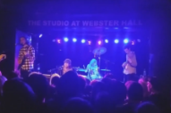 Video: Watch Alex G Play a New Song at Something In the Way Fest