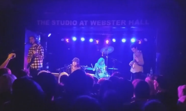 Screen Shot of Alex G At Something in the Way fest