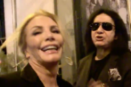 "Gene Simmons's Wife Says KISS ""Politely Declined"" an Invitation to Play Trump's Inauguration"