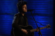 Watch Billie Joe Armstrong Perform &#8220;Ordinary World&#8221; on <i>Conan</i>
