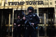 "Secret Service Listed as a ""New Amenity"" at Trump Tower"