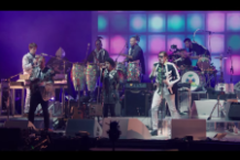 arcade fire the reflektor tapes live at earls court video