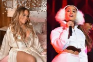 "Mariah Carey on Ariana Grande, Demi Lovato: ""I Don't Know Her"""