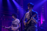 Watch Car Seat Headrest Play &#8220;Drunk Drivers/Killer Whales&#8221; on <em>Fallon</em>