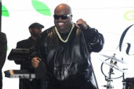 Cee-Lo Green: That Video of a Cell Phone Exploding Near My Head Isn't Real