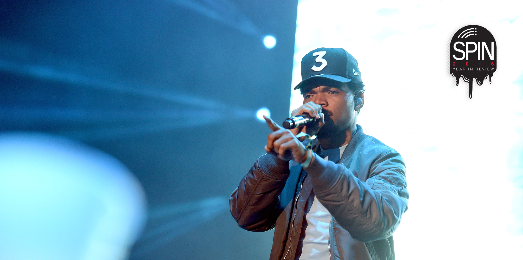 "Chance the Rapper's Ascendent ""Ultralight Beam"" Verse Transcended the Year's Darkness"