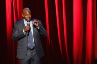 Dave Chappelle Tests Positive for COVID-19, Cancels Shows in Austin