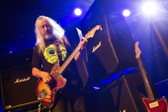 Dinosaur Jr. Perform In Berlin