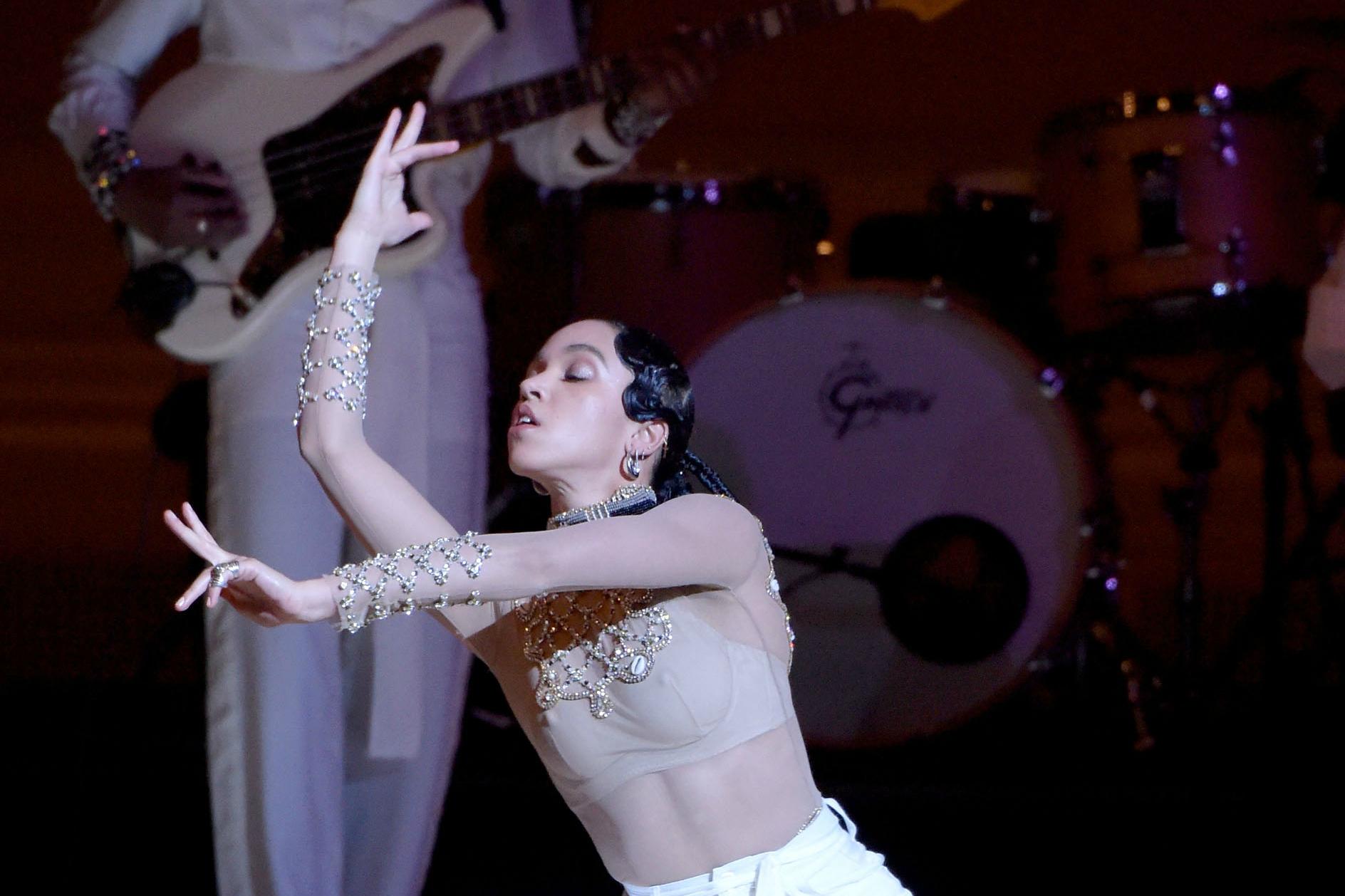 fka twigs baltimore dance project