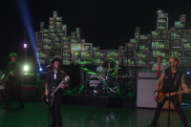 Watch Green Day Perform &#8220;American Idiot&#8221; and &#8220;Still Breathing&#8221; on <em>Ellen</em>