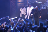 """Watch Busta Rhymes, the Roots, and Joell Ortiz Perform """"My Shot"""" From <em>The Hamilton Mixtape</em>"""